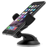 Автодержатель для смартфона IOTTIE Easy Flex 3 Car Mount Black (HLCRIO108)