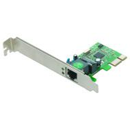 Сетевая карта PCI-E GEMBIRD NIC-GX1