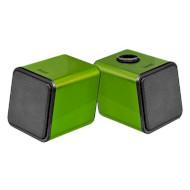 Акустическая система DIVOOM Iris-02 Green