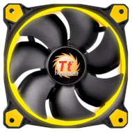 Кулер для корпуса THERMALTAKE Riing 12 LED Yellow (CL-F038-PL12YL-A)