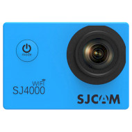 Экшн-камера SJCAM SJ4000 WiFi Blue (SJ4000WF BLUE)