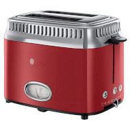Тостер RUSSELL HOBBS 21680-56 Retro Ribbon Red