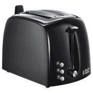 Тостер RUSSELL HOBBS 22601-56 Textures Black