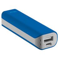 Портативное зарядное устройство TRUST Urban Primo 2200 Blue (2200mAh)