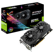 Видеокарта ASUS GeForce GTX 1050 Ti 4GB GDDR5 128-bit ROG Strix Gaming OC (ROG-STRIX-GTX1050TI-O4G-GAMING)