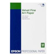 Папір EPSON Velvet Fine Art A3+ 260г/м² 20л (C13S041637)