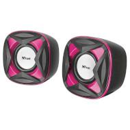 Акустическая система TRUST Xilo Compact Pink