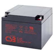 Аккумуляторная батарея CSB GP12260 (12В, 26Ач)