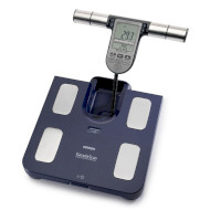 Монитор ключевых параметров тела OMRON BF-511 Blue