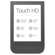 Электронная книга POCKETBOOK Touch HD Black