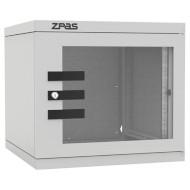"Шкаф настенный 19"" ZPAS Z-Box WZ-7240-20-A2-011"