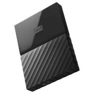 Портативный жёсткий диск WD My Passport 4TB USB3.0 Black (WDBYFT0040BBK-WESN)