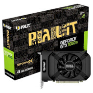 Відеокарта PALIT GeForce GTX 1050 Ti StormX (NE5105T018G1-1070F)