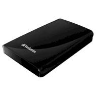 """Внешний портативный винчестер 2.5"""" VERBATIM Store 'n' Go 500GB USB3.0/8MB/5400rpm Black (VRB 53188)"""