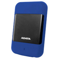 "Внешний портативный винчестер 2.5"" ADATA Durable HD700 1TB USB3.0/Blue (AHD700-1TU3-CBL)"