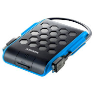 "Внешний портативный винчестер 2.5"" ADATA Durable HD720 1TB USB3.0/Blue (AHD720-1TU3-CBL)"