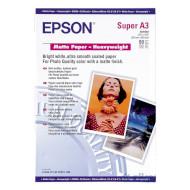 Бумага EPSON Matte Heavyweight A3+ 167г/м² 50л (C13S041264)