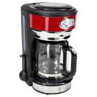 Крапельна кавоварка RUSSELL HOBBS Retro Ribbon Red (21700-56)