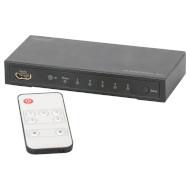 HDMI свитч 5→1 DIGITUS DS-49304