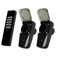 Комплект умных розеток TRUST Smart Home AGDR2-3500R (71038)