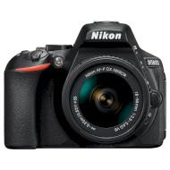 Фотоаппарат NIKON D5600 Nikkor AF-P DX 18-55mm f/3.5-5.6G VR