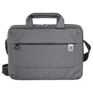 """Сумка для ноутбука 15.6"""" TUCANO Loop Slim Gray (BSLOOP15-BK)"""