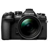 Фотоаппарат OLYMPUS OM-D E-M1 Mark II Black M.Zuiko Digital ED 12-40mm f/2.8 PRO (V207061BE000)