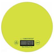 Весы кухонные ESPERANZA Mango Green