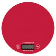 Весы кухонные ESPERANZA Mango Red