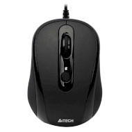 Мышь A4TECH N-250X Black