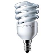 Лампочка люминесцентная PHILIPS Tornado T2 E14 12W 2700K 220V (929689381502)