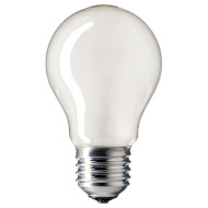 Лампочка PHILIPS Standard A-Shape Frosted A55 E27 40W 2700K 220V (926000004002)