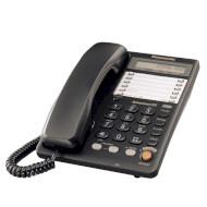 Проводной телефон PANASONIC KX-TS2365 Black