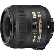 Объектив NIKON AF-S DX Micro Nikkor 40mm f/2.8G