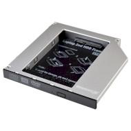 "Адаптер-перехідник Optibay 12.7mm GRAND-X HDC-25 2.5"" SATA"