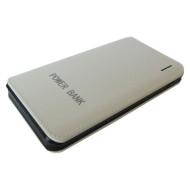 Портативное зарядное устройство SMARTFORTEC PBK-10000 White/Black (10000mAh)