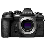 Фотоаппарат OLYMPUS OM-D E-M1 Mark II Body Black (V207060BE000)