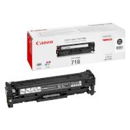 Тонер-картридж CANON 718 Black (2662B002)
