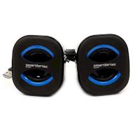 Акустическая система SMARTFORTEC K3 Black/Blue