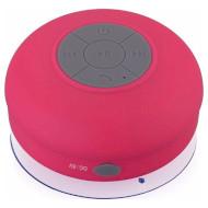 Портативная акустическая система SMARTFORTEC BTS-06 Pink