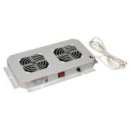 Панель вентиляционная ZPAS 2 вентилятора, 230В, 44Вт