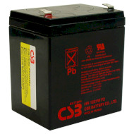 Аккумуляторная батарея CSB HR 1221W (12В, 5Ач)