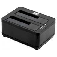 """Док-станция для HDD/SSD 2.5""""/3.5"""" AGESTAR 3UBT8 для HDD/SSD 2.5""""/3.5"""" USB3.0"""