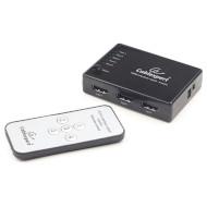 HDMI свитч 5→1 CABLEXPERT DSW-HDMI-53