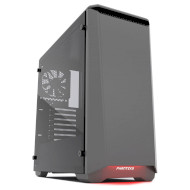 Корпус PHANTEKS Eclipse P400S Tempered Glass Anthracite Gray