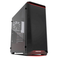Корпус PHANTEKS Eclipse P400S Tempered Glass Special Edition Black/Red
