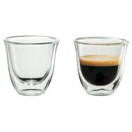 Набір стаканів DELONGHI Espresso DLSC 310 60мл 2шт