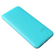 Портативное зарядное устройство PURIDEA S4 Blue/White (6600mAh)