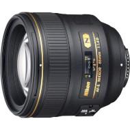 Объектив NIKON AF-S Nikkor 85mm f/1.4G