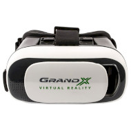Очки виртуальной реальности GRAND-X GRXVR03W White